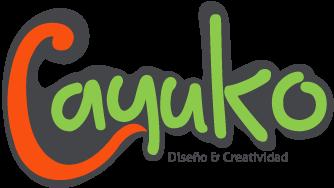 Cayuko- Diseños, Logo y Desarrollo Web